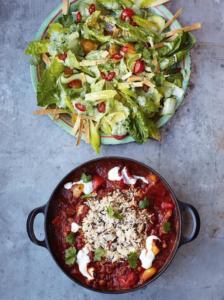 5 Jamie Oliver Recipes That Make Us Glad We Re Veggie