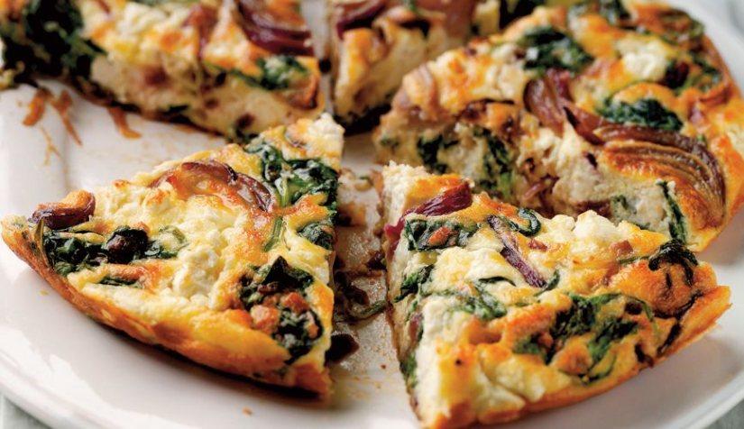 recipe: spinach feta omelette neopets [29]
