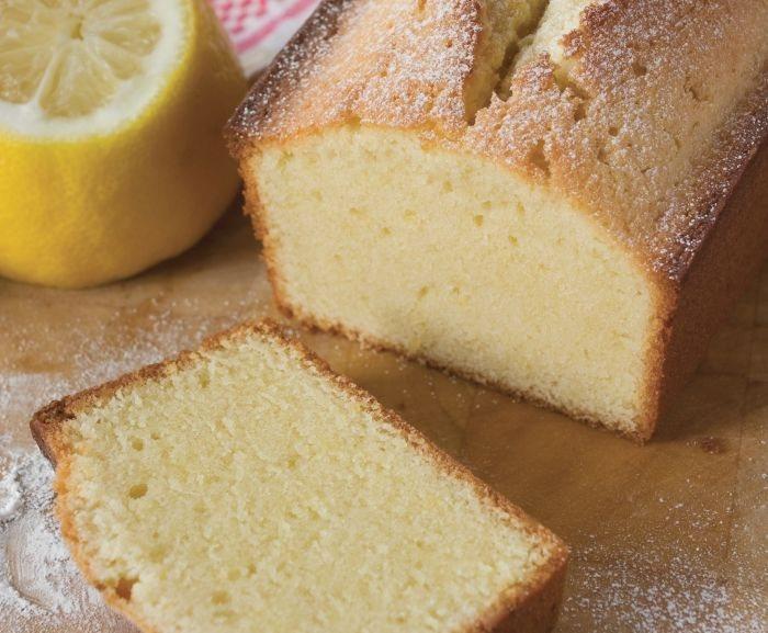 Madeira Cake Thermomix