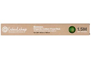 Wax Wrap Waxed Cotton Food Roll