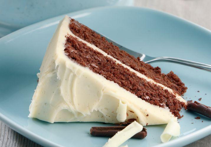 Double Chocolate Fudge with Vanilla and White Chocolate ...