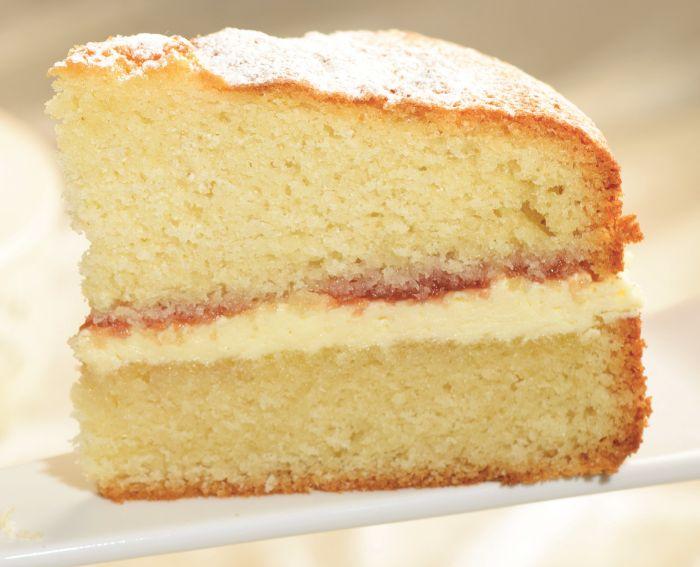 Granny s victoria sponge vegetarian recipe for Granny pottymouth bakes a vegan cake